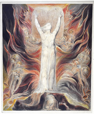 I Want William Blake