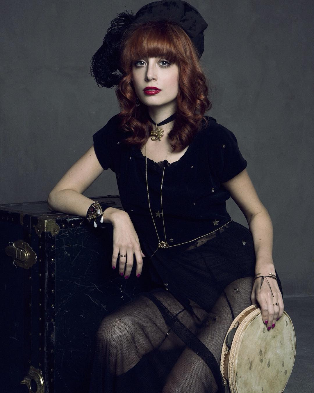 New Post  Stevie Nicks inspired ditorial although I hatehellip