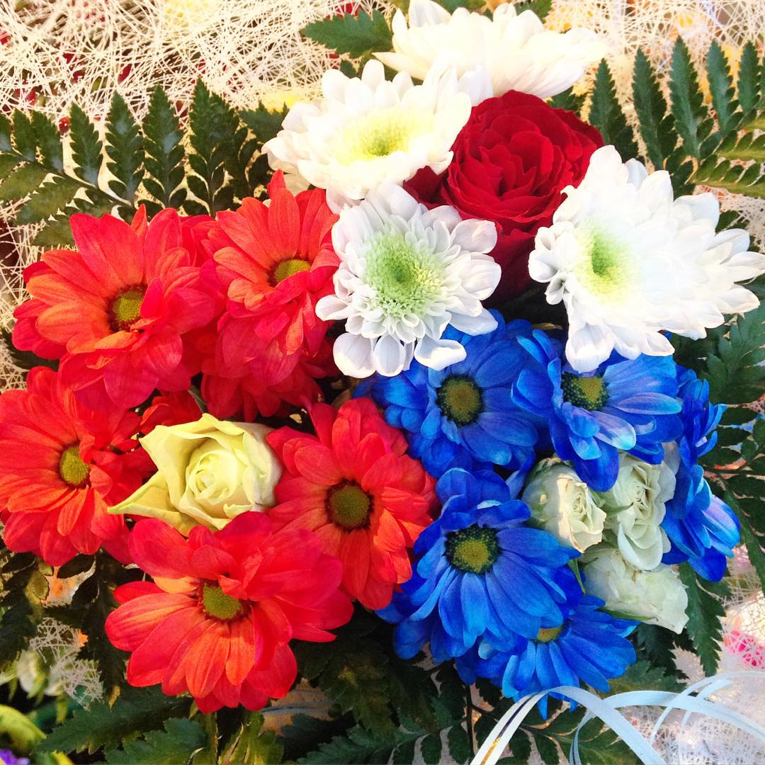Flowers for Paris