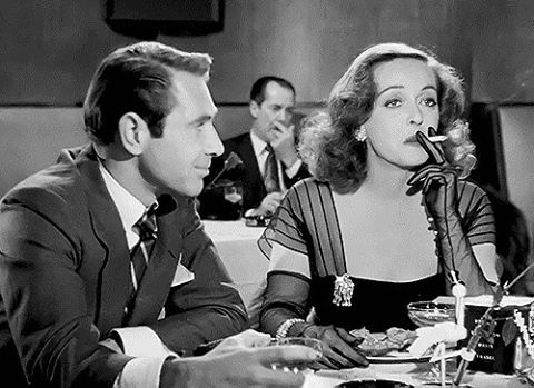 Tonights movie  All About Eve