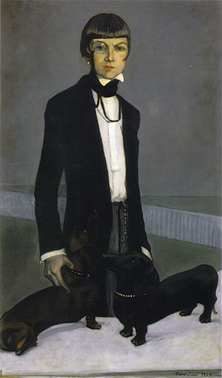 Romaine_Brooks_-_Una_Troubridge