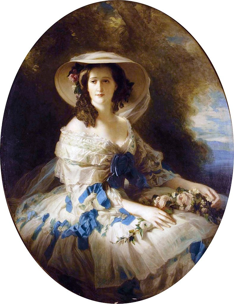 Empress_Eugénie,_by_Studio_of_Franz-Xaver_Winterhalter