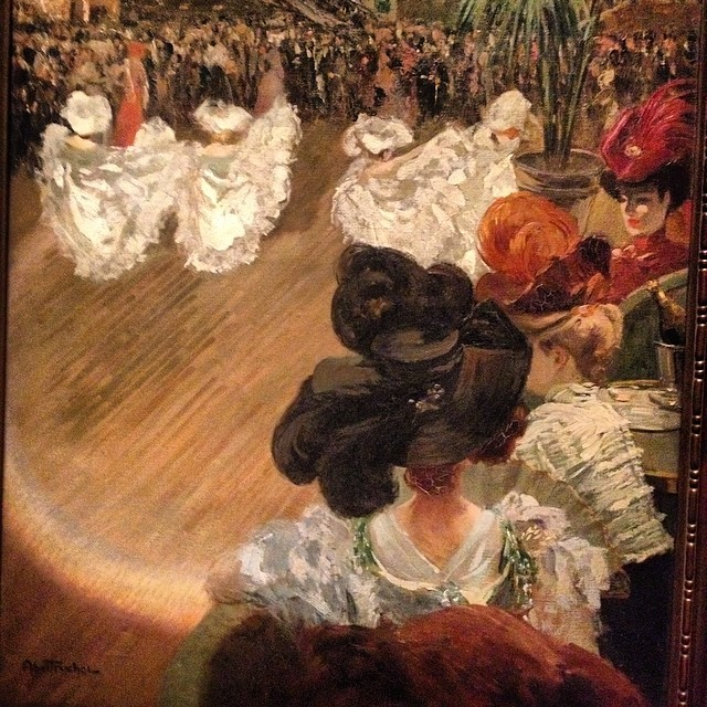 Le Cancan #expo1900 #latestagram