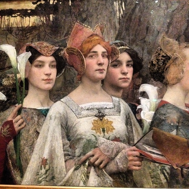 Edgar Maxence #expo1900 #latestagram