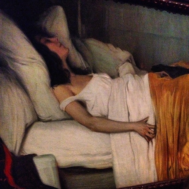 La Morphine #expo1900 #latestagram