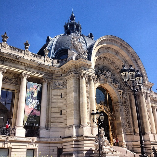 Petit Palais #expo1900 #latestagram