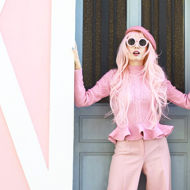 New Post !!!! Pink october ???????? www.misspandora.fr/pink-october/ (link ? profile ) with @iamlazykat ?