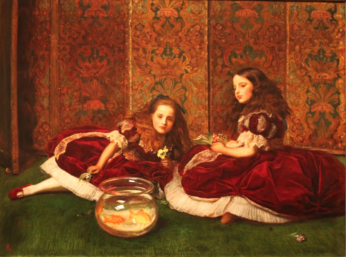 John_Everett_Millais_Leisure_Hours