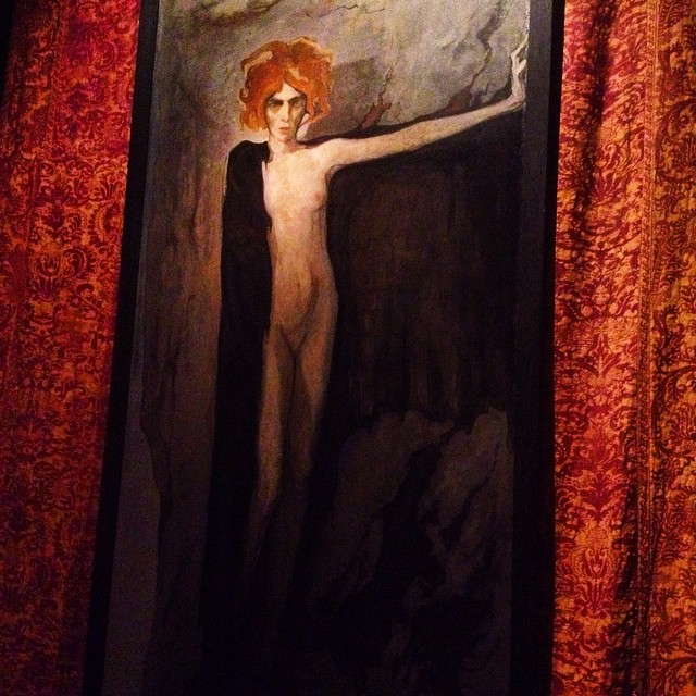 Casati by Romaine Brooks. Have a lovely day !
