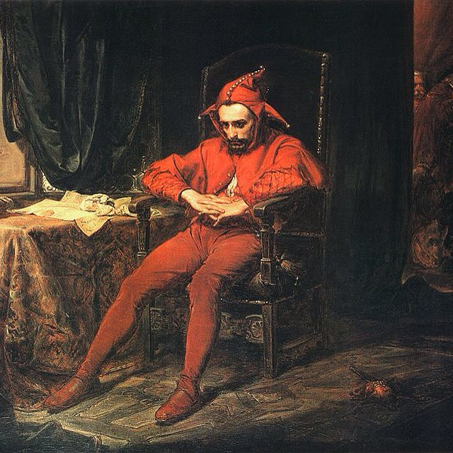 Have a good day ! Painting by Jan Matejko
