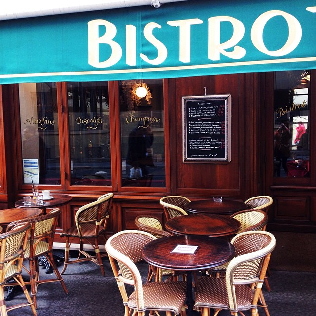 Bistrot Vivienne #frompariswithlove