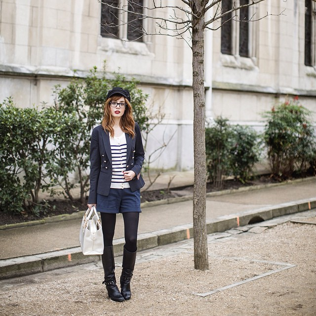 From today's post ! #myliujobaginparis ⚓️⚓️⚓️ Picture @audykun ?