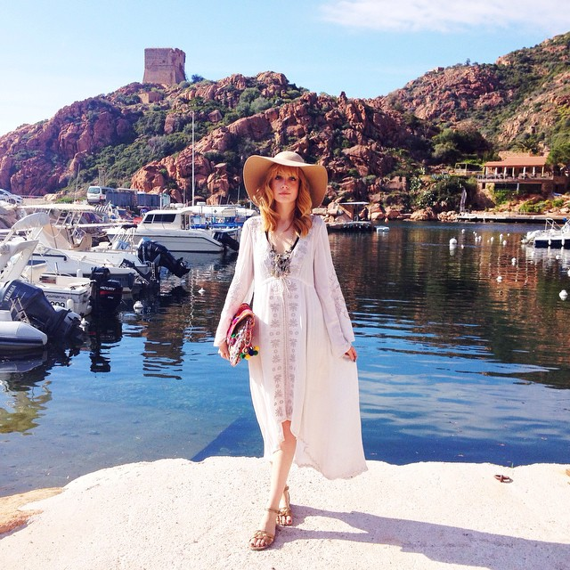 Porto ! @freepeople dress (winter collection). #fromcorsicawithlove
