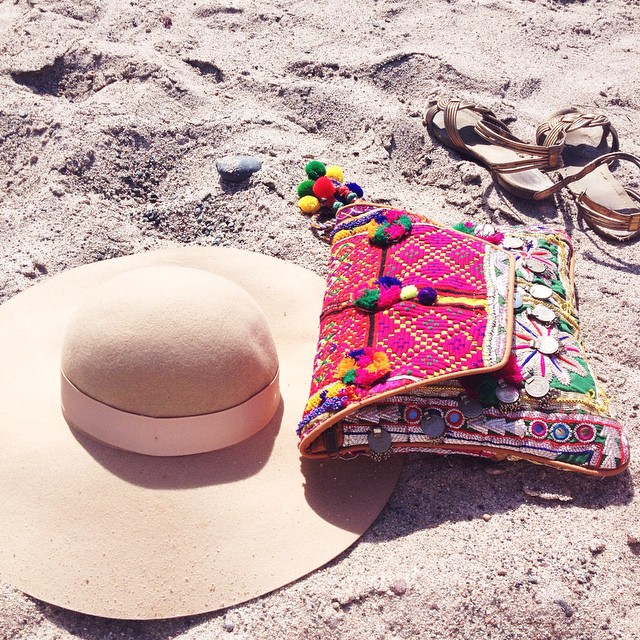Gypset essentials ? @myla.es bag