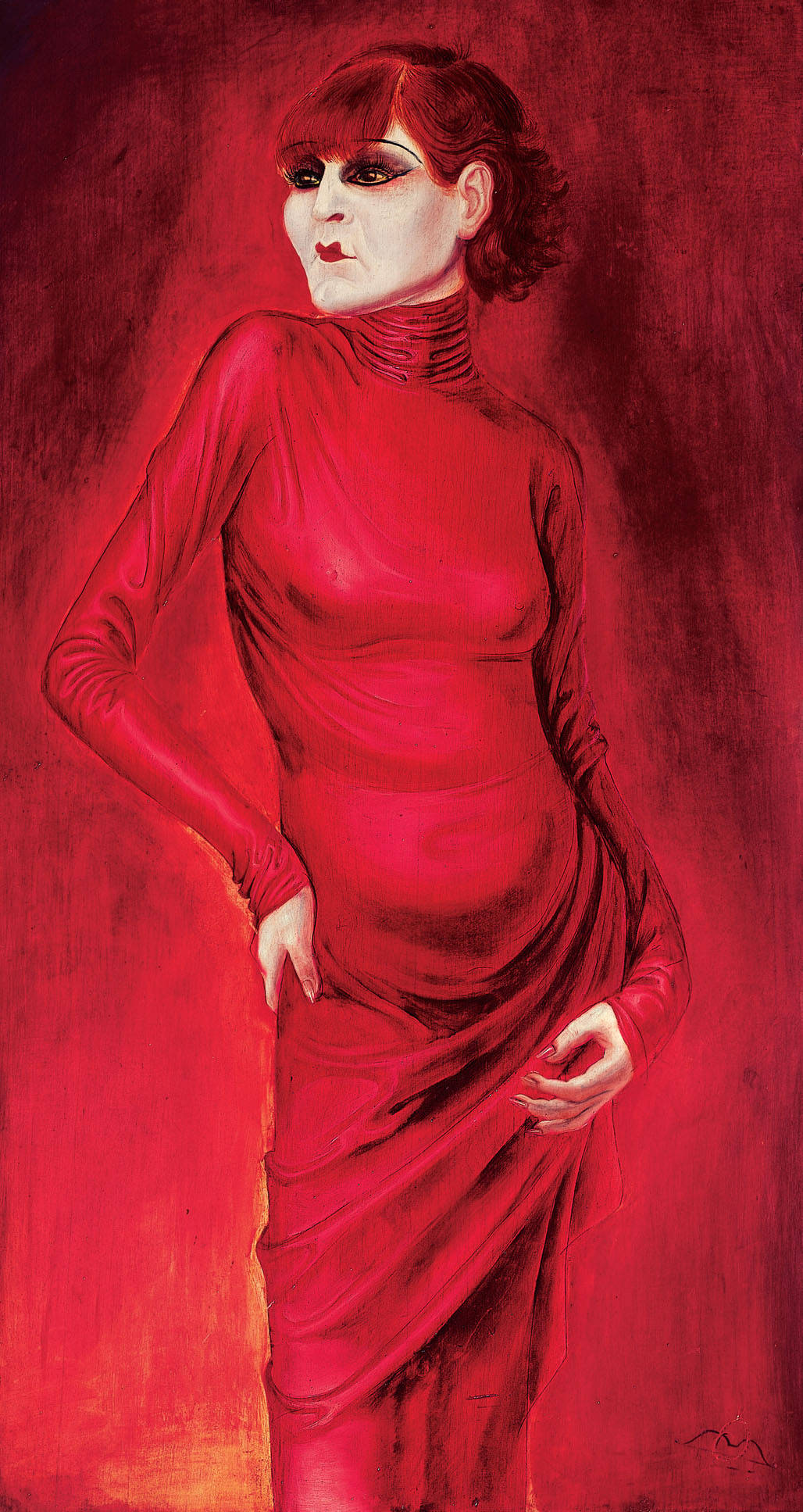 "Otto-Dix.-""The-Dancer-Anita-Berber"""